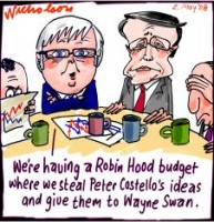 Robin Hood Budget coming up 226