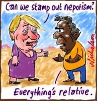 Mabo nepotism fritter money 226