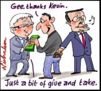 Rudd Swan on tax give and take 226