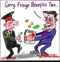 Charity workers caught in tax trap th226