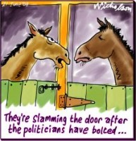 Horse flu could have been stopped 226