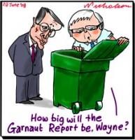 Garnaut report doubts sight unseen 226
