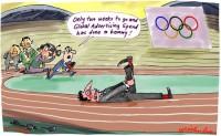 global advertising spend plummets 550