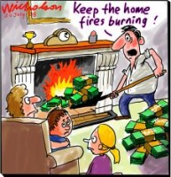 home costs burn income increases 226233