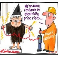 ESAA research on electricity prices 226