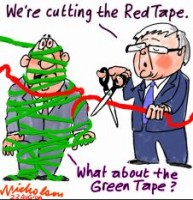 Rudd business emmissions Red Tape 226