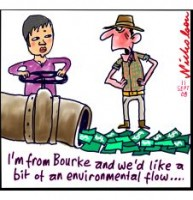Bourke Penny Wong Murray environmental flow 226