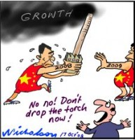 China might drop torch Criterion 226