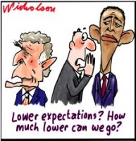 Obama tries to lower expectations 226