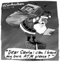 Customers CUS ATM profits rising 226233