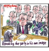 Turnbull remakes party in own image 226