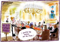 Rudd gets wrong food G20 600