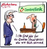 Qantas sheds workers Rudd 226