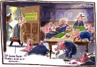 swine fever board room ethics 600