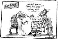 Wayne Swan temporary deficit 2040 600