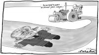 Turnbull Utegate Rudd steamroller 600