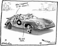 Macquarie Group looses its wheels 600