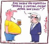 labor sin tax death and taxes 226