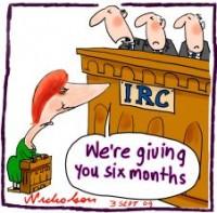 IRC delays 6 months 226