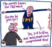 IMF says banks lost 2.8 trillion 226