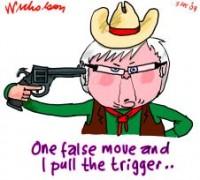 Rudd ETS trigger bad aim 226