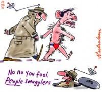 ASIO pursue people smugglers 226