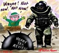 Henry tax review bomb hurt locker 226