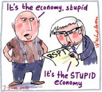 Union worried jobs stupid economy 226