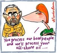 Gillard to Horta E Timor boats 226