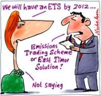 East Timor Emission Trading ETS 226