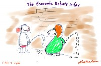 economy debate bidding wall unpublished 600