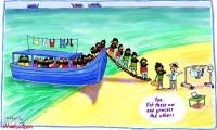 no public servants boat people 600