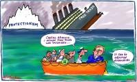 Albanese coastal shipping protectionism 600