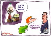 Julian Assange Gillard Mcclelland 600