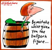 2012-01-25 Gillard breaks own pork rules 300