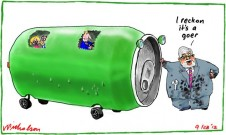 2012-02-09 ALCOA and subsidies Kim Carr car 650