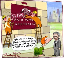 2012-04-06 Fair Work Australia slow on Thomson 650