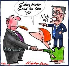 2012-05-19 Gillard woos business Swan class war