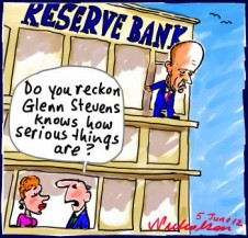 2012-06-05 Glenn Stevens Reserve Bank and the economic slump