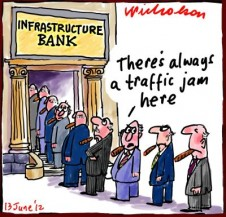 2012-06-13 report urges tolls to incrase Infrastructure investment