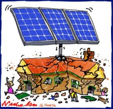 2012-06-16 Solar burden on electricity costs