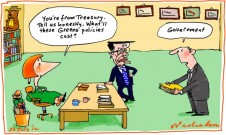 2012-07-26 Treasury costings of Greens policies nor released under FOI