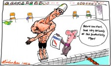 2012-08-01 productivity medal failures Olympics