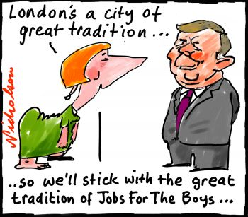 2012-08-17 Mike Rann given High Commission London Jobs for the Boys