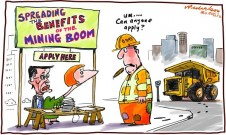 2012-08-24 Spreading the benefits of the mining boom or is it over Gillard Swan