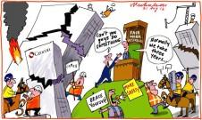 2012-08-31 CFMEU vs Grollo strike protests Fair Work Australia fails