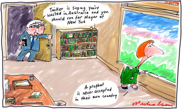 Gillard fiery misogyny speech praised in US