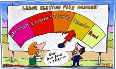 Good poll for Labor released Gillard Swan cartoon 2012-12-29