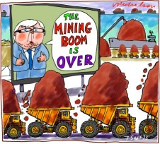 Mining boom is over says Kevin Rudd 2013-09-07