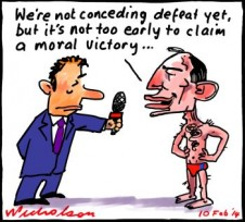 Griffiths byelection moral victory cartoon 2014-02-10